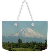May Mt. Rainier Weekender Tote Bag