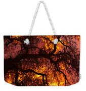May One Sunset Weekender Tote Bag