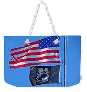 May We Always Remember Weekender Tote Bag