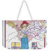 May Your Cup Runneth Over Weekender Tote Bag