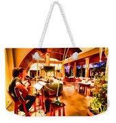 Maya Sari Asiatique Weekender Tote Bag by Lanjee Chee