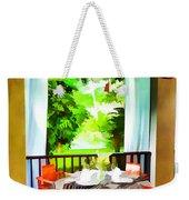 Maya Sari Mas Weekender Tote Bag