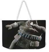 Mayan Athlete, 700-900 A.d Weekender Tote Bag