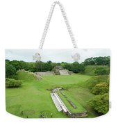 Mayan World Weekender Tote Bag