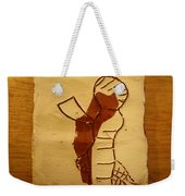 Maybe Baby Two I - Tile Weekender Tote Bag