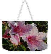 Maymont Flowers Weekender Tote Bag