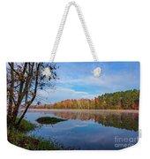 Mayor's Pond, Autumn, #1 Weekender Tote Bag