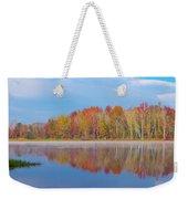Mayor's Pond, Autumn, #2 Weekender Tote Bag
