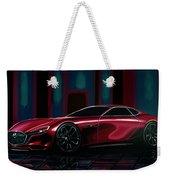 Mazda Rx Vision 2015 Painting Weekender Tote Bag