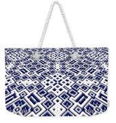 Maze Pattern Weekender Tote Bag