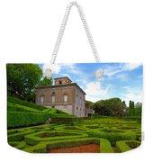 Mazed Garden Weekender Tote Bag