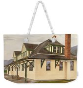 Mcbride Station Weekender Tote Bag
