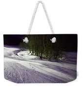 Mccauley Evening Snowscape Weekender Tote Bag