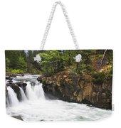 Mccloud Lowerfalls Weekender Tote Bag