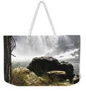 Mccloud Middle Falls Weekender Tote Bag