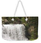 Mccloud Upper Falls Weekender Tote Bag