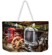 Mccormick Deering Tractors II Weekender Tote Bag