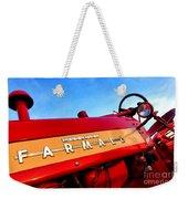 Mccormick Farmall 450 Weekender Tote Bag