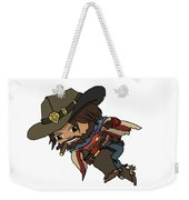 Mccree Usa Weekender Tote Bag