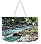 Mcdonald Creek 2 Weekender Tote Bag