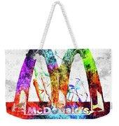 Mcdonalds Weekender Tote Bag