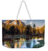 Mcgown Peak Sunrise  Weekender Tote Bag