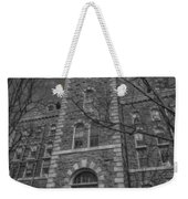 Mcgraw Hall - Bw Weekender Tote Bag