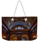 Mcgraw Rotunda Nypl Weekender Tote Bag