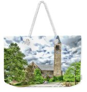Mcgraw Tower Cornell University Ithaca New York Pa 10 Weekender Tote Bag
