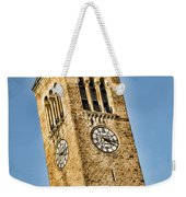 Mcgraw Tower Weekender Tote Bag