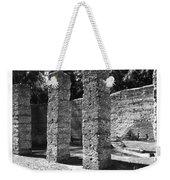 Mcintosh Sugar Mill Tabby Ruins 1825  Weekender Tote Bag