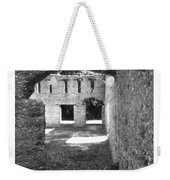 Mcintosh Sugar Mill Tabby Ruins Arch Weekender Tote Bag