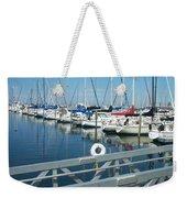 Mckinley Marina 4 Weekender Tote Bag
