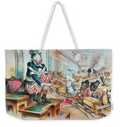 Mckinley Tariff Act, 1894 Weekender Tote Bag