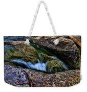 Mckinney Falls State Park-lower Falls 4 Weekender Tote Bag