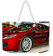 Mclaren 12c Spider Number 1 Weekender Tote Bag