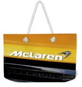 Mclaren Weekender Tote Bag