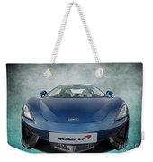 Mclaren Sports Car Weekender Tote Bag