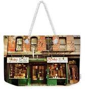 Mcnulty's Tea And Coffee Vintage Weekender Tote Bag
