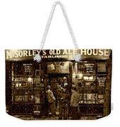 Mcsorley's Old Ale House Weekender Tote Bag
