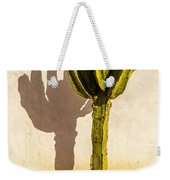 Me And My Shadow Weekender Tote Bag