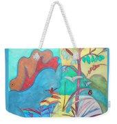 Me-bird In Paradise Weekender Tote Bag