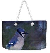 Me Minus You - Blue Weekender Tote Bag