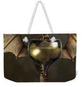 Mead Dragon Weekender Tote Bag by Daniel Eskridge