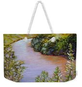 Meadow And Marsh Weekender Tote Bag