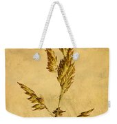 Meadow Grass Weekender Tote Bag