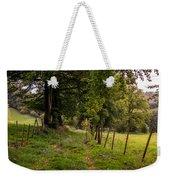 Meadow Grass Path Weekender Tote Bag