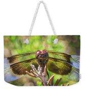 Meadow Hawk Dragonfly 2 Weekender Tote Bag