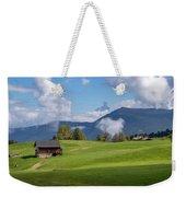Meadow In Alpe Di Siusi Weekender Tote Bag