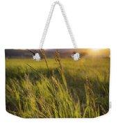 Meadow Light Weekender Tote Bag
